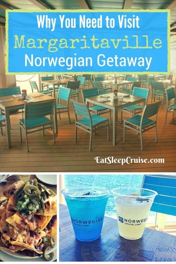 Reasons to Visit Margaritaville on Norwegian Getaway