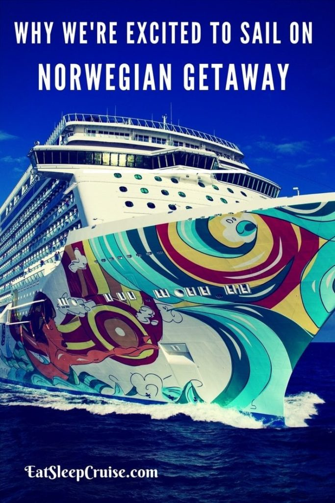 Sailing on Norwegian Getaway