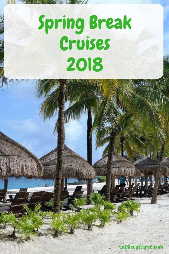 Spring Break Cruises 2018