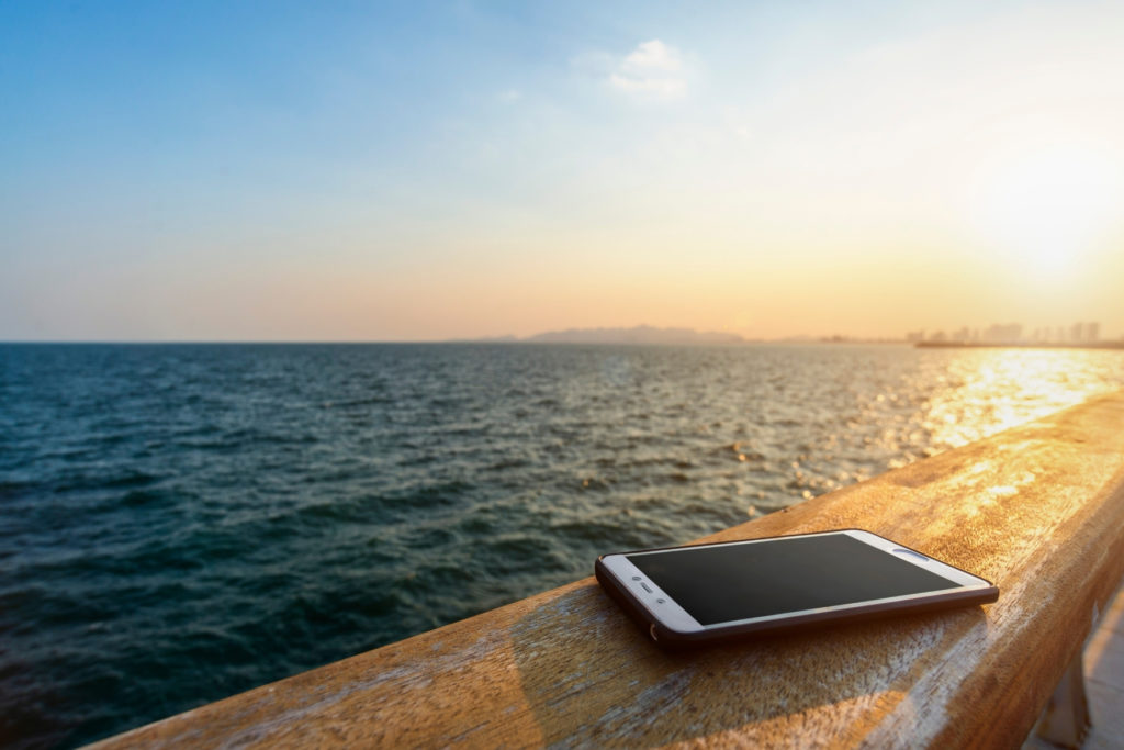 using your smartphone on a cruise ship - what to pack in your cruise carry-on bag