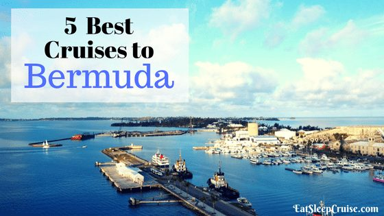 Best Cruises to Bermuda