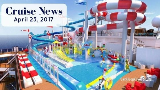 Cruise News April 23, 2017