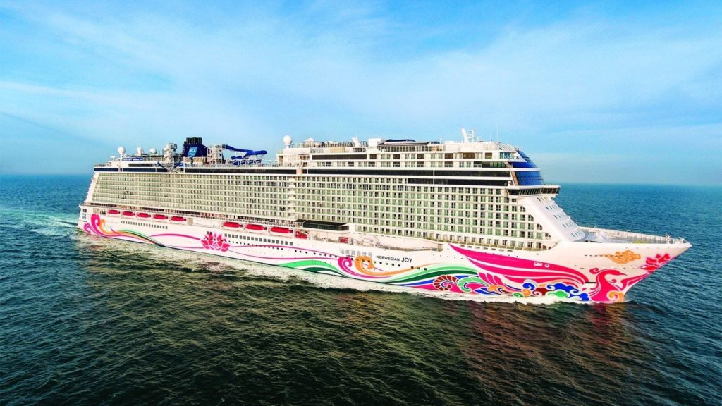 Cruise News April 30, 2017