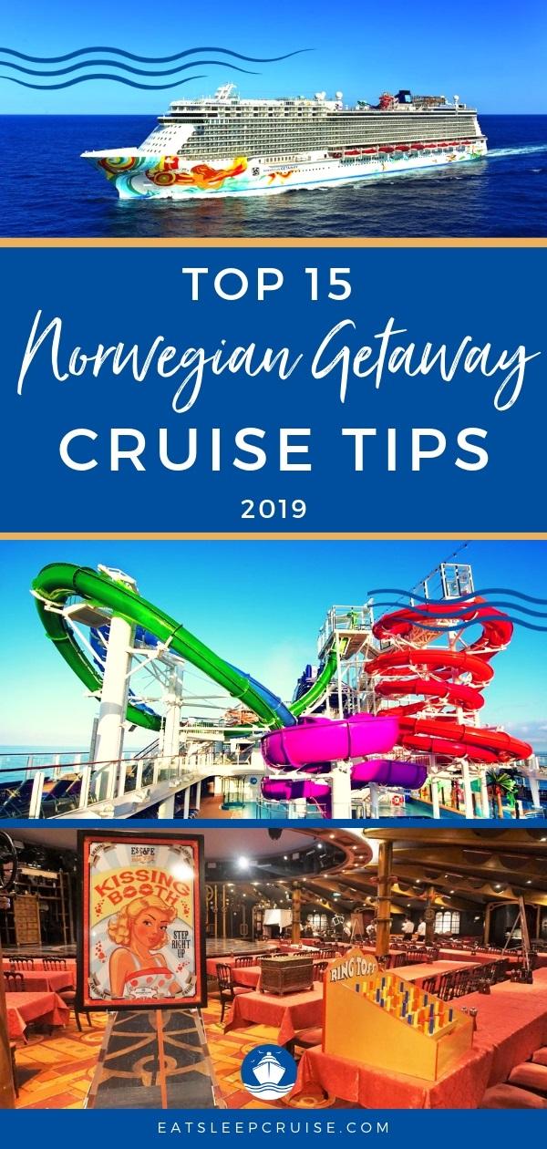 Norwegian Getaway Cruise Tips
