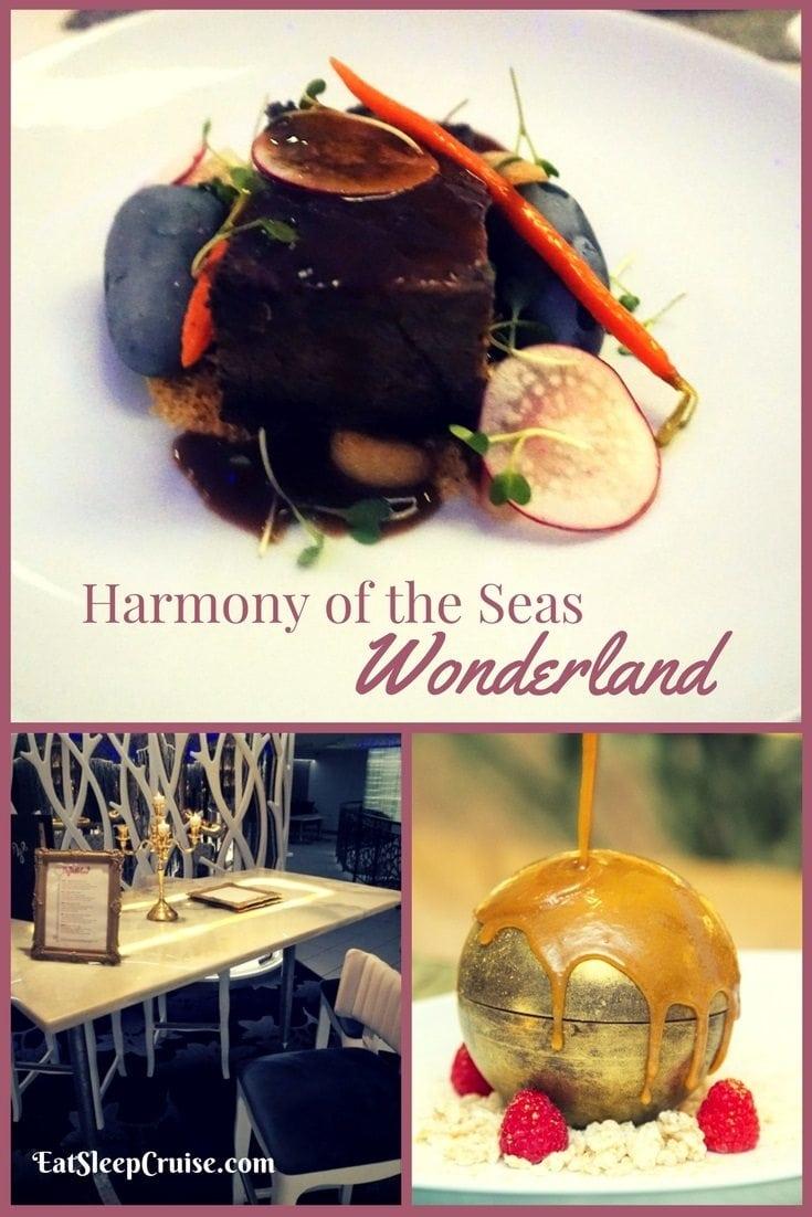Wonderland on Harmony of the Seas