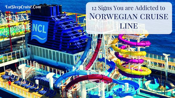 Are You Addicted to Norwegian Cruise Line?