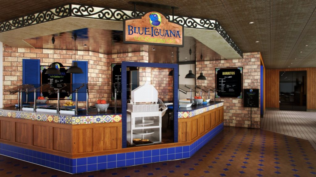 Our 5 favorite places to celebrate cinco de mayo on a cruise ship - Iguanas mexican grill cantina ...