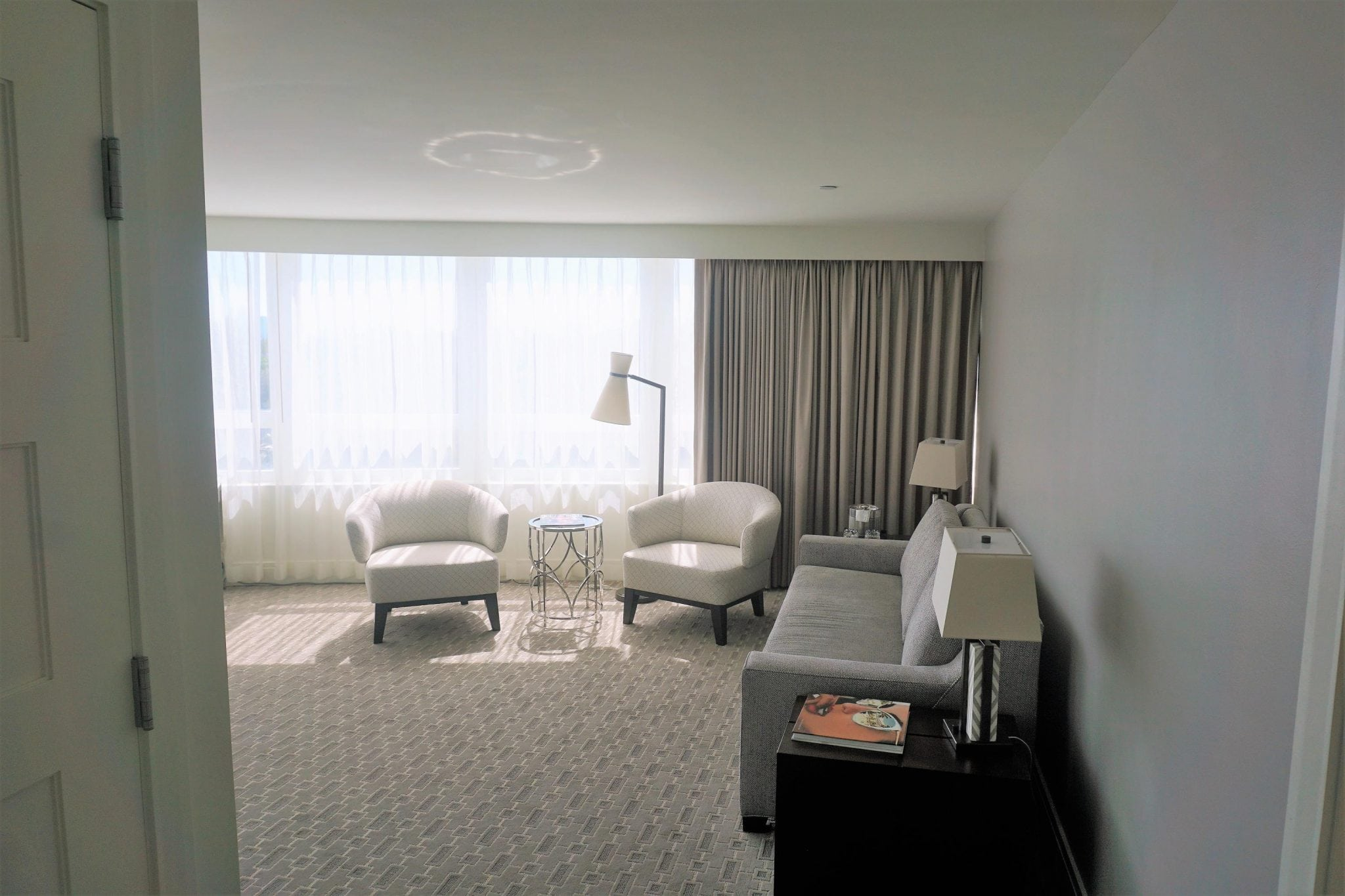 Fontainebleau Sitting Area