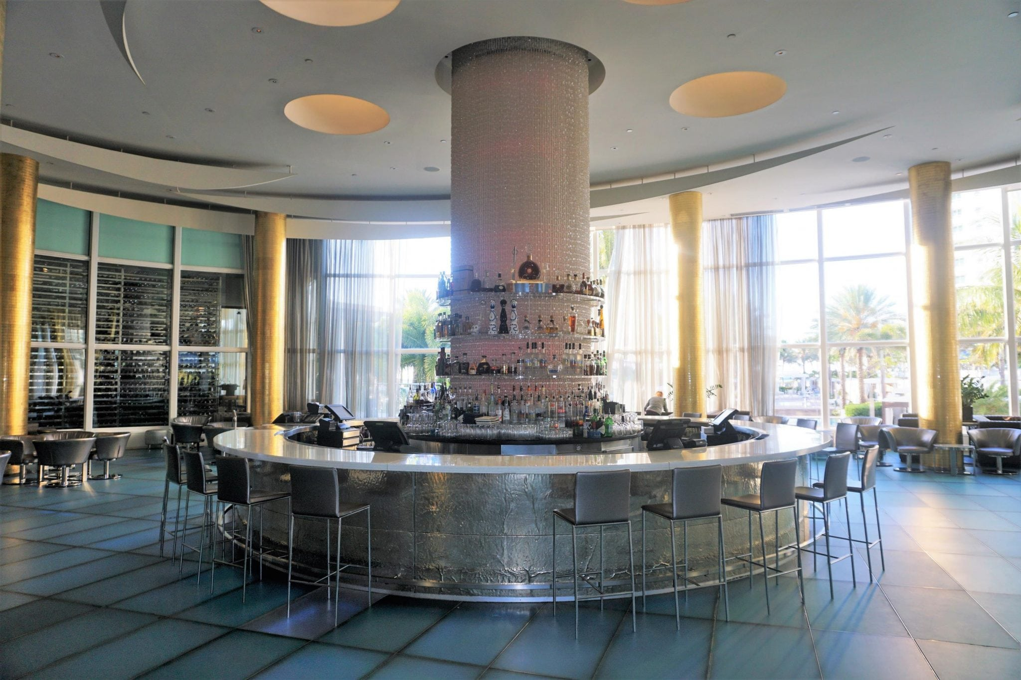 Fontainebleau Hotel Lobby