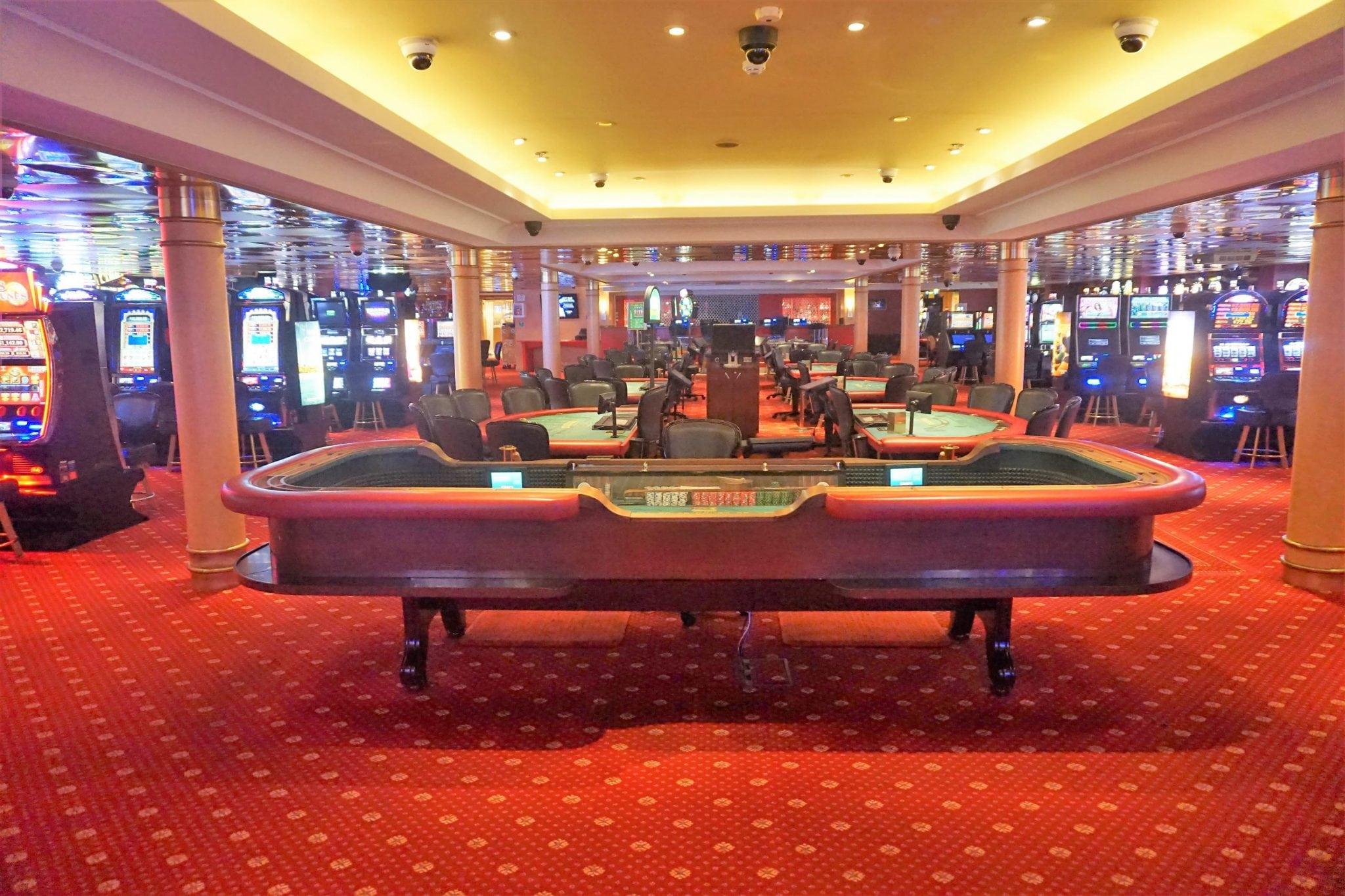 Norwegian Sky Casino