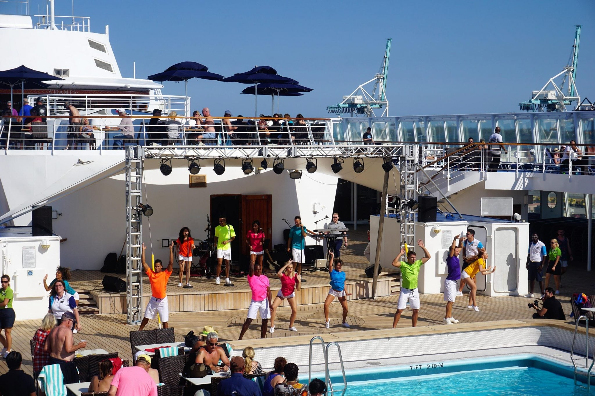 Best Cruise Ship Parties at Sea