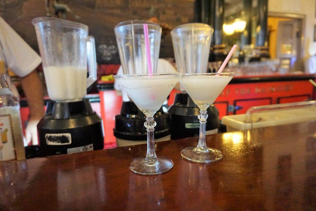 El Floridita Drinks