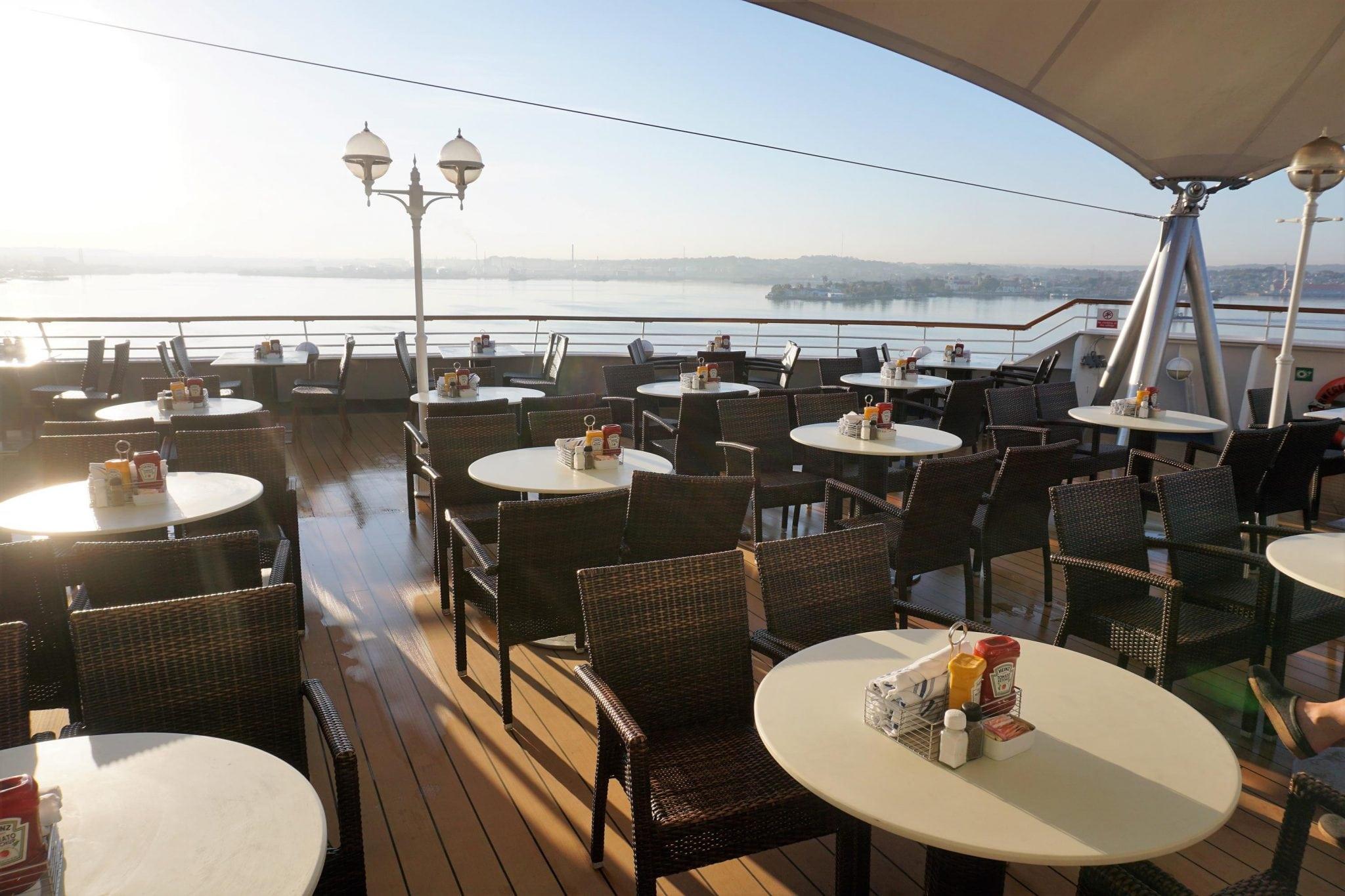 Great Outdoors Cafe Norwegian Sky