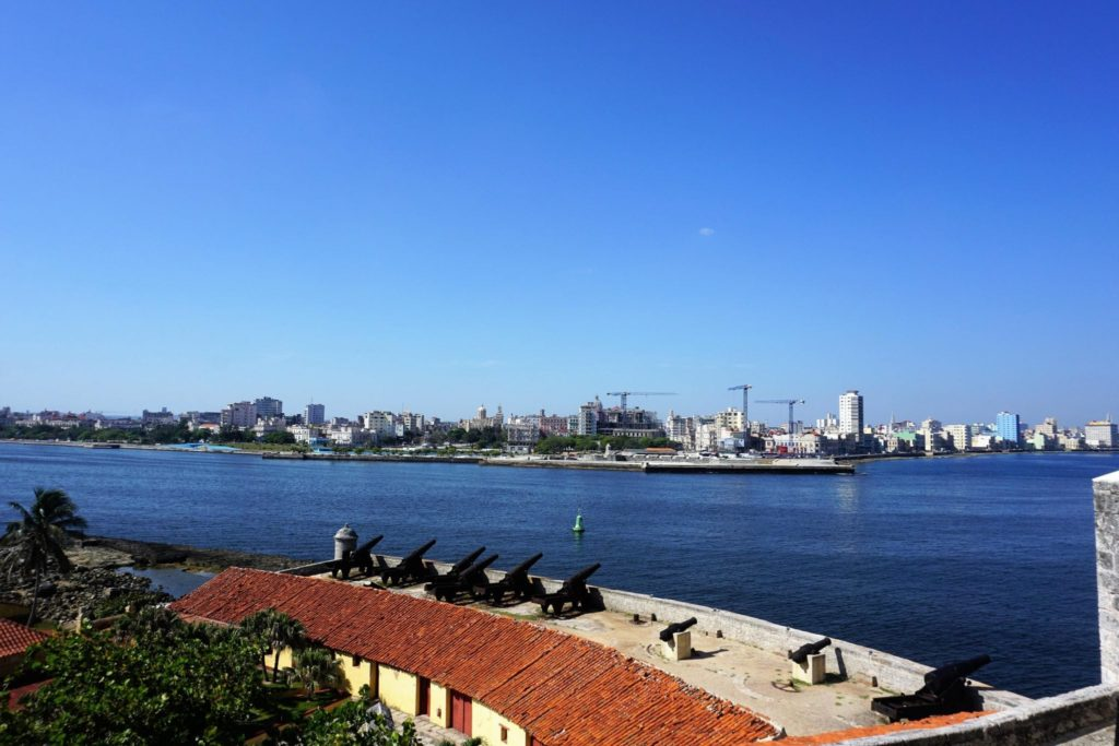 Touring the Historic Forts of Havana, Cuba