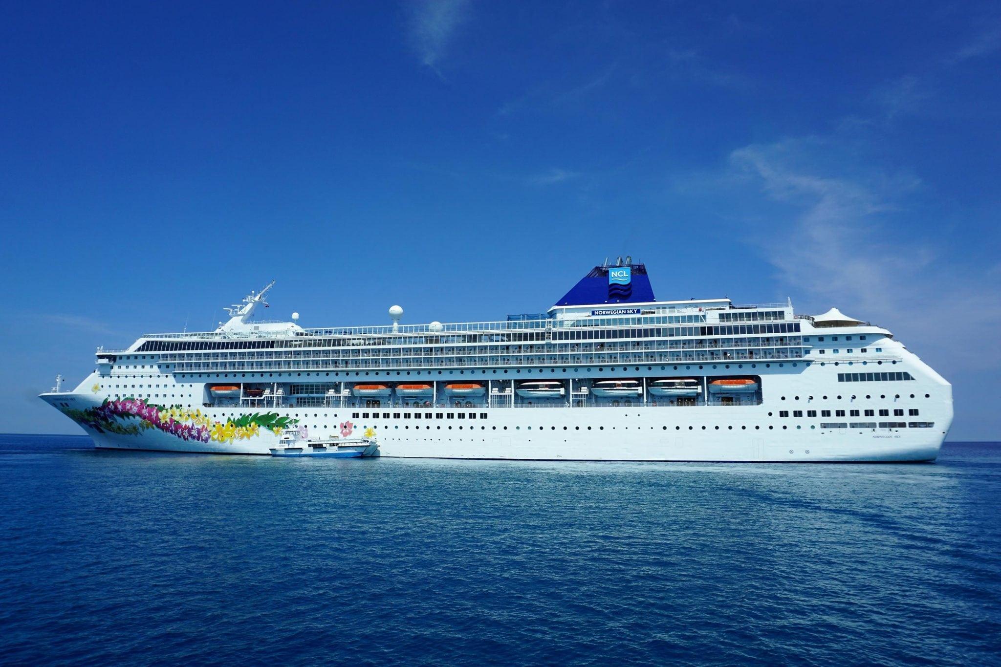 Norwegian Sky Ship Cuba Cruise Review