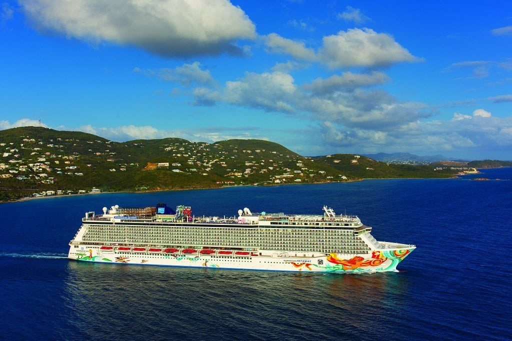 Addicted to Norwegian Cruise Line