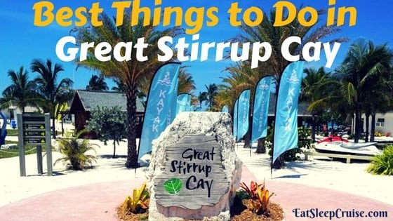 Best Things to Do in Great Stirrup Cay