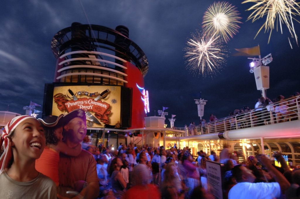 The Best Parties at Sea