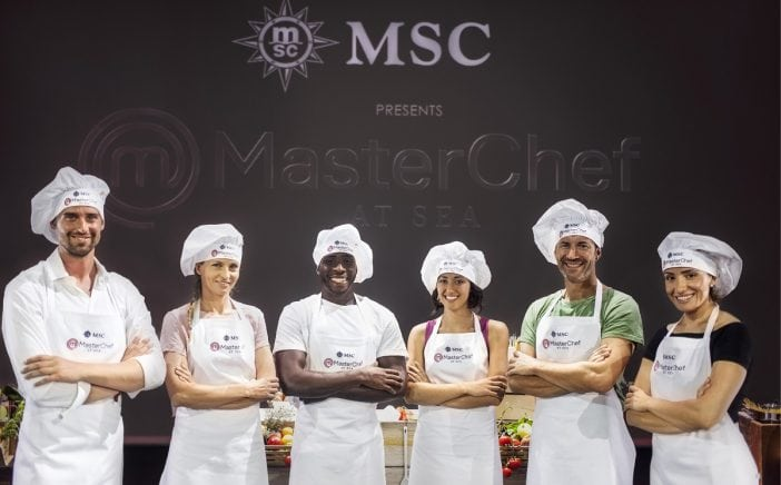 MSC Cruises MasterChef at Sea