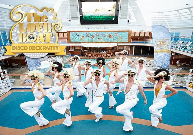 The 7 Best Cruise Ship Parties at Sea