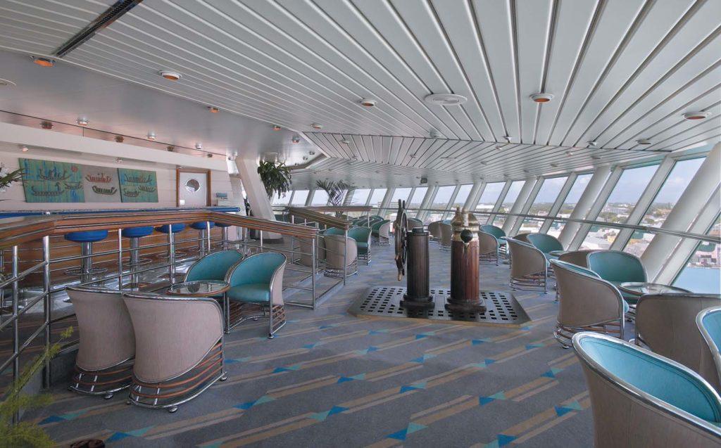 Viking Lounge on Majesty of the Seas