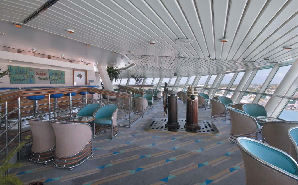 Viking Lounge on Majesty of the Seas