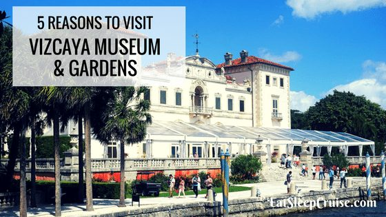 Reasons to Visit Vizcaya Museum and Gardens
