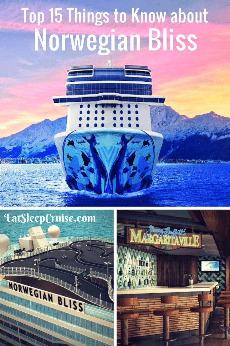Top 15 Things to Know About Norwegian Bliss