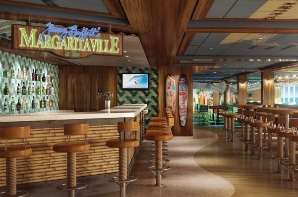 Margaritaville on Norwegian Bliss