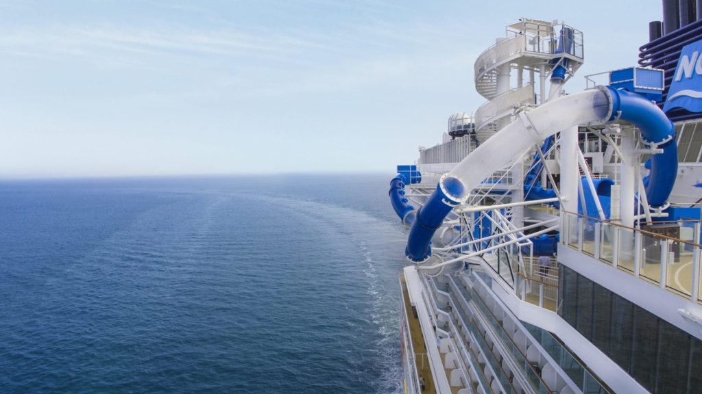 Norwegian Bliss Ocean Loops