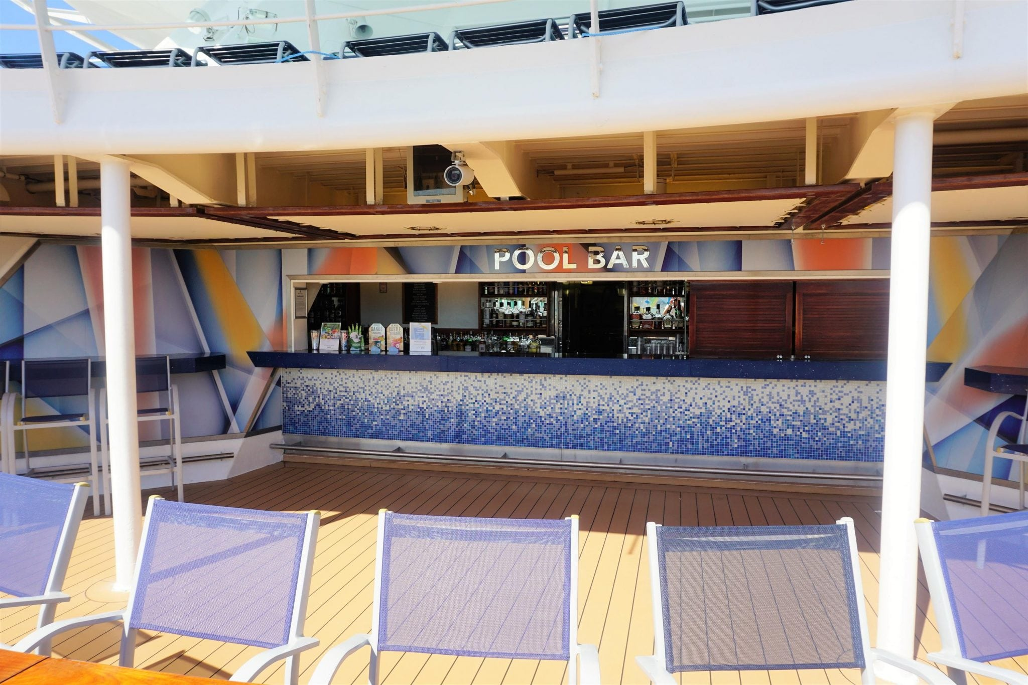 Pool Bar Majesty of the Seas