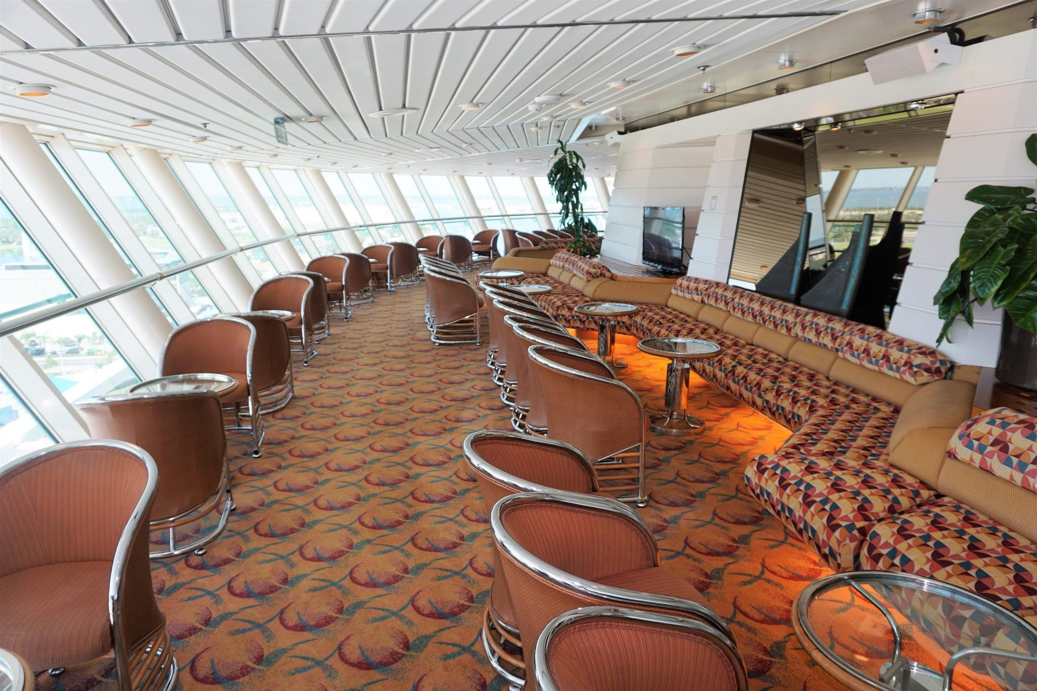 Viking Crown on Majesty of the Seas