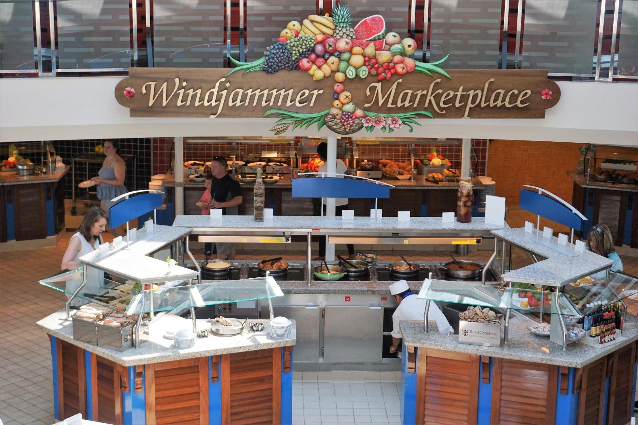 Restaurants on Majesty of the Seas