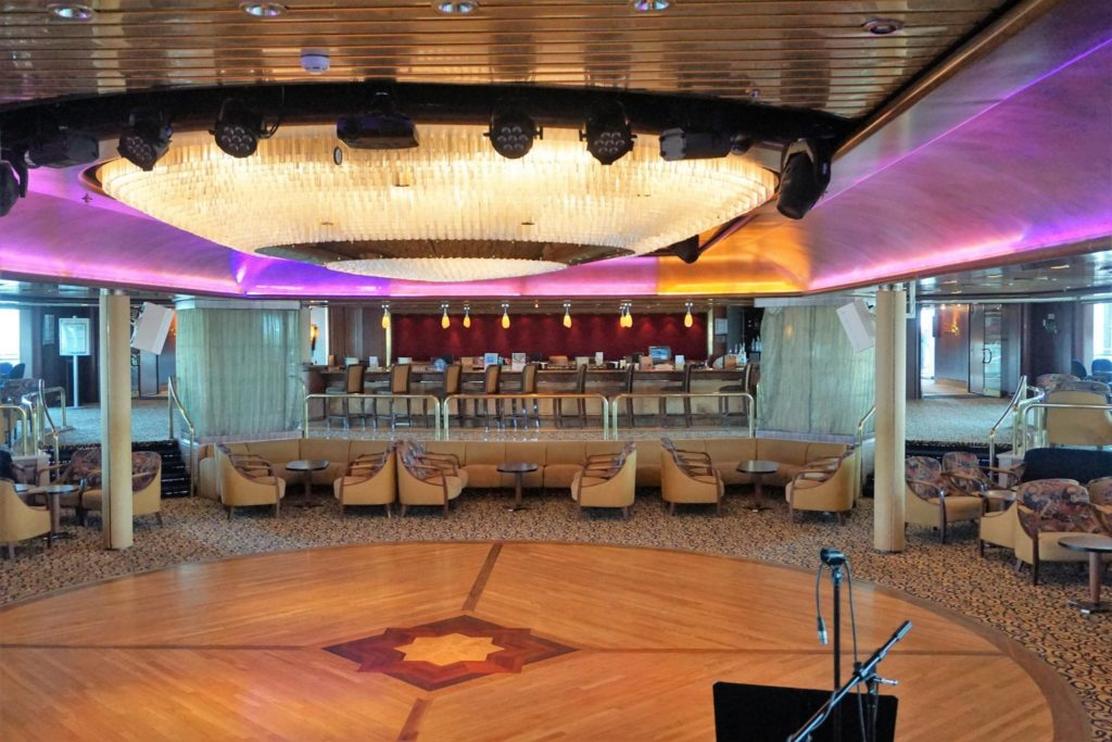 Boleros on Majesty of the Seas