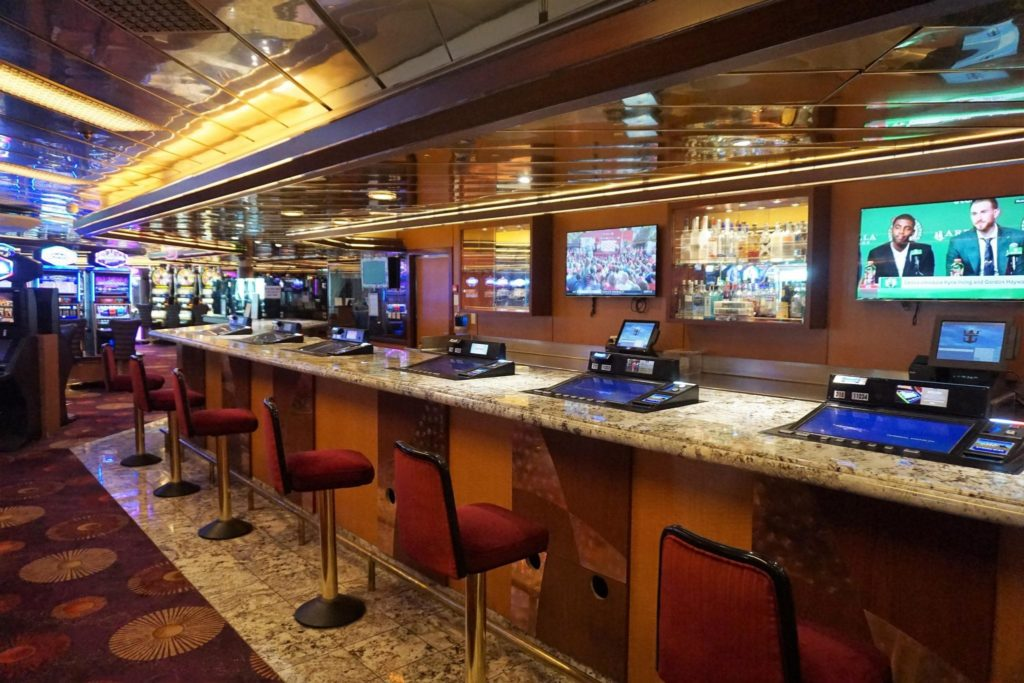 Casino Bar Majesty of the Seas