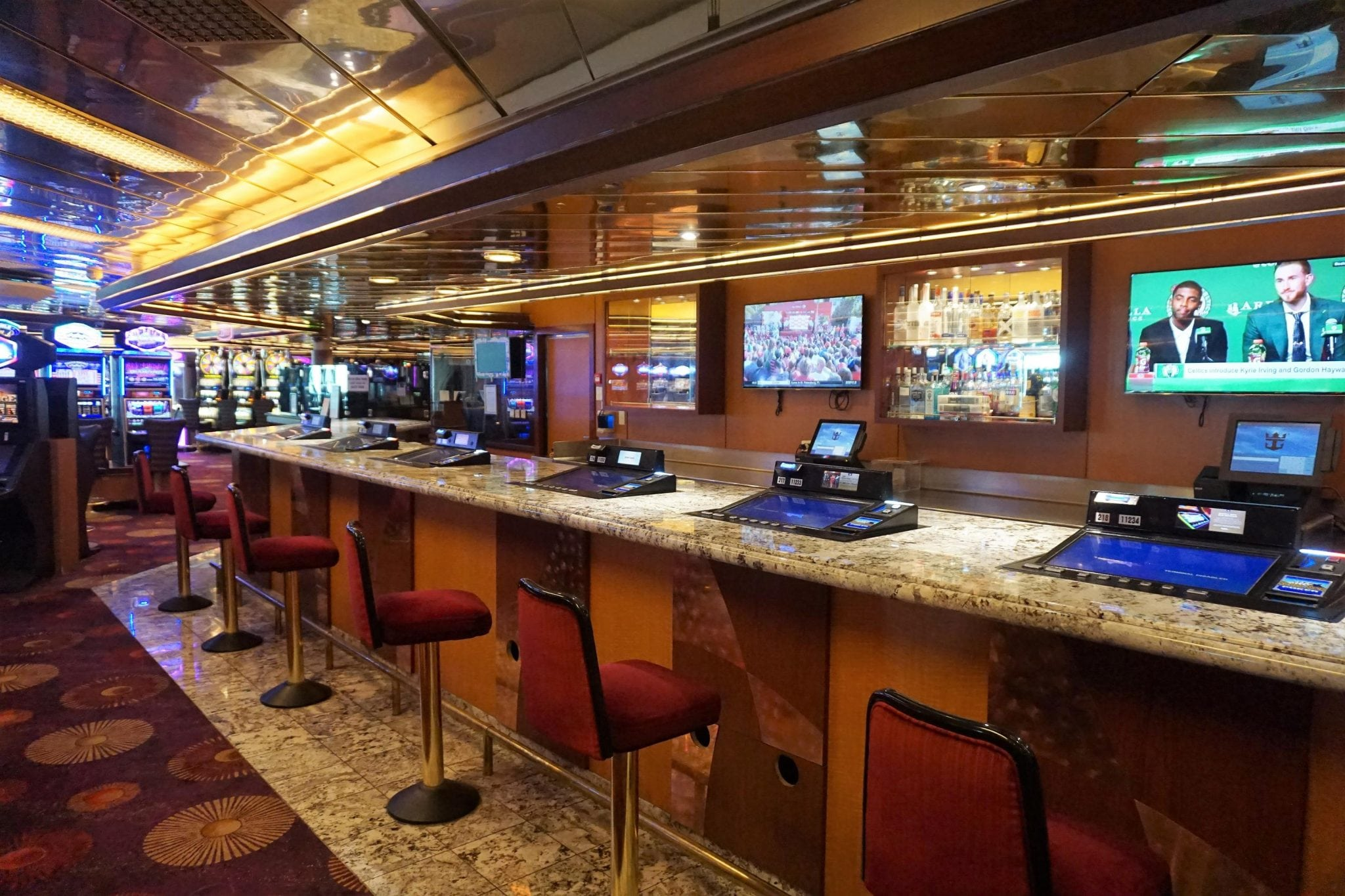 Casino Bar Majesty of the Seas