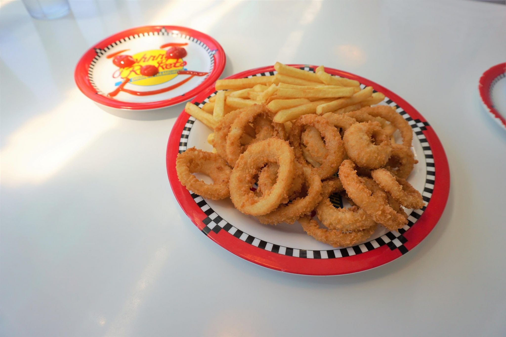 Half and Half on Majesty of the Seas Johnny Rockets