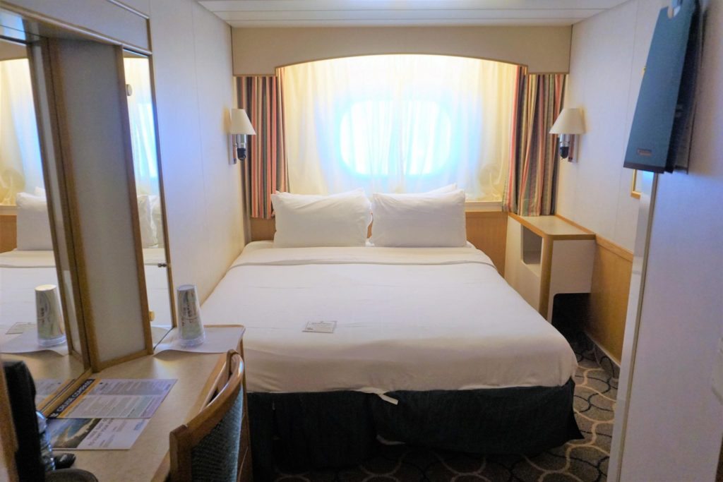 Outside Cabin on Majesty of the Seas