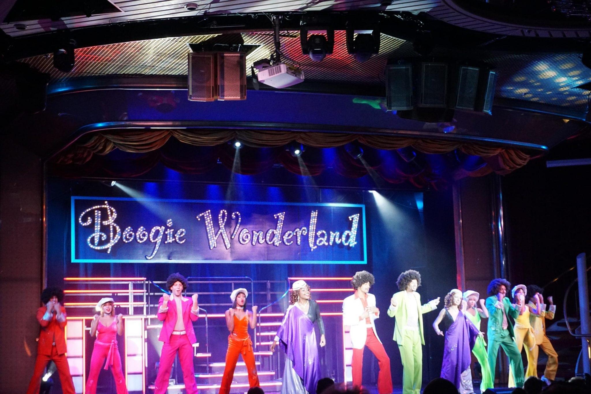 Boogie Wonderland Majesty of the Seas