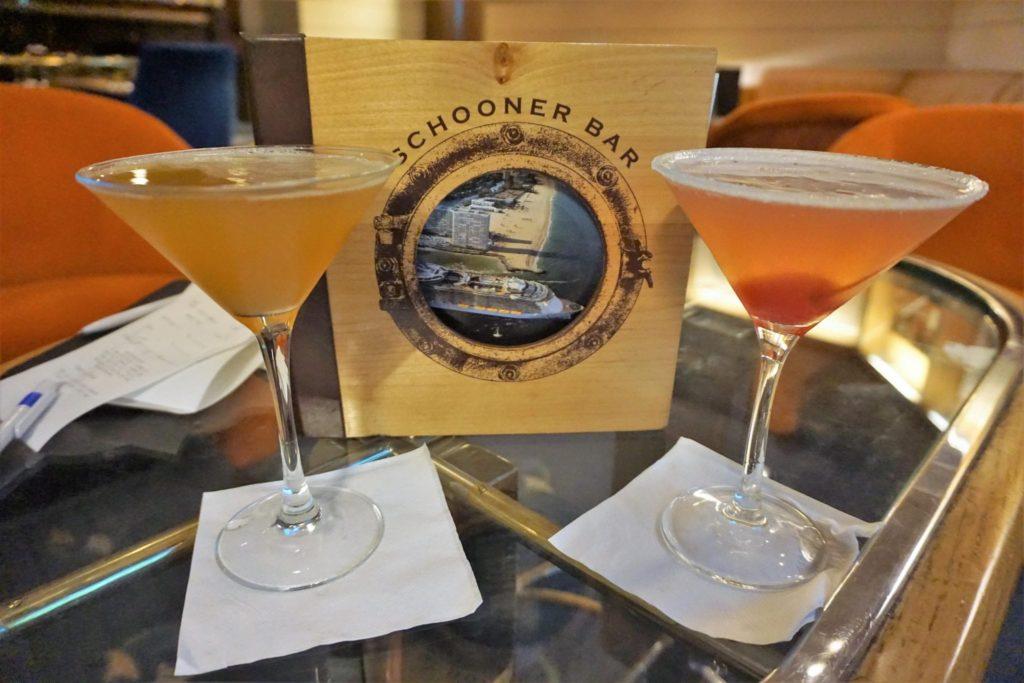 Schooner Bar Majesty of the Seas