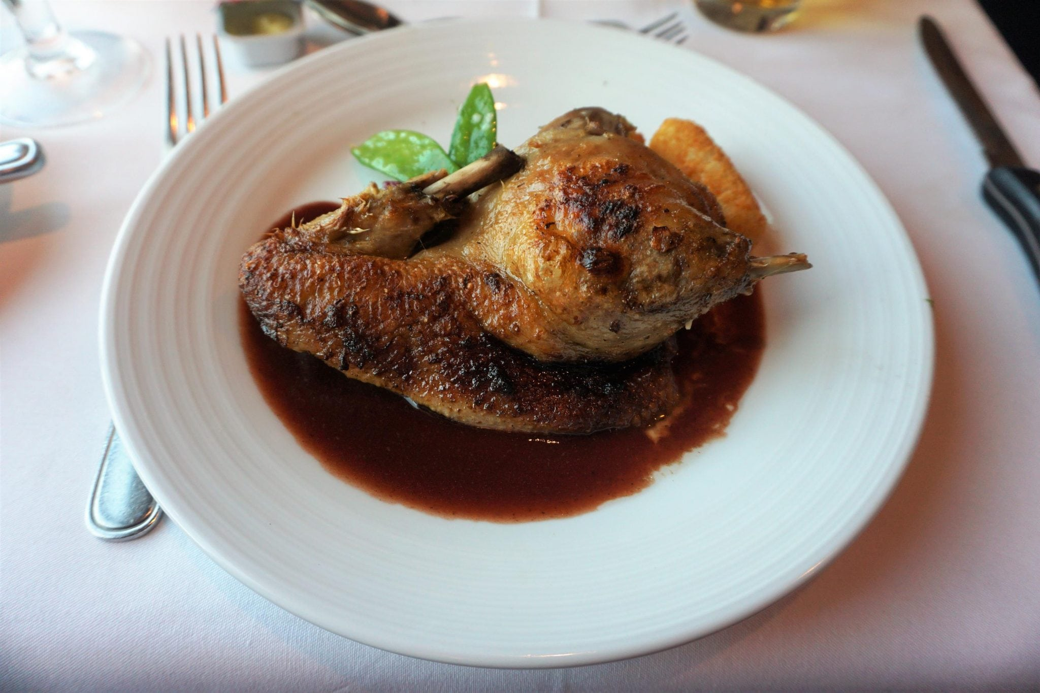 Roasted Duck in MDR