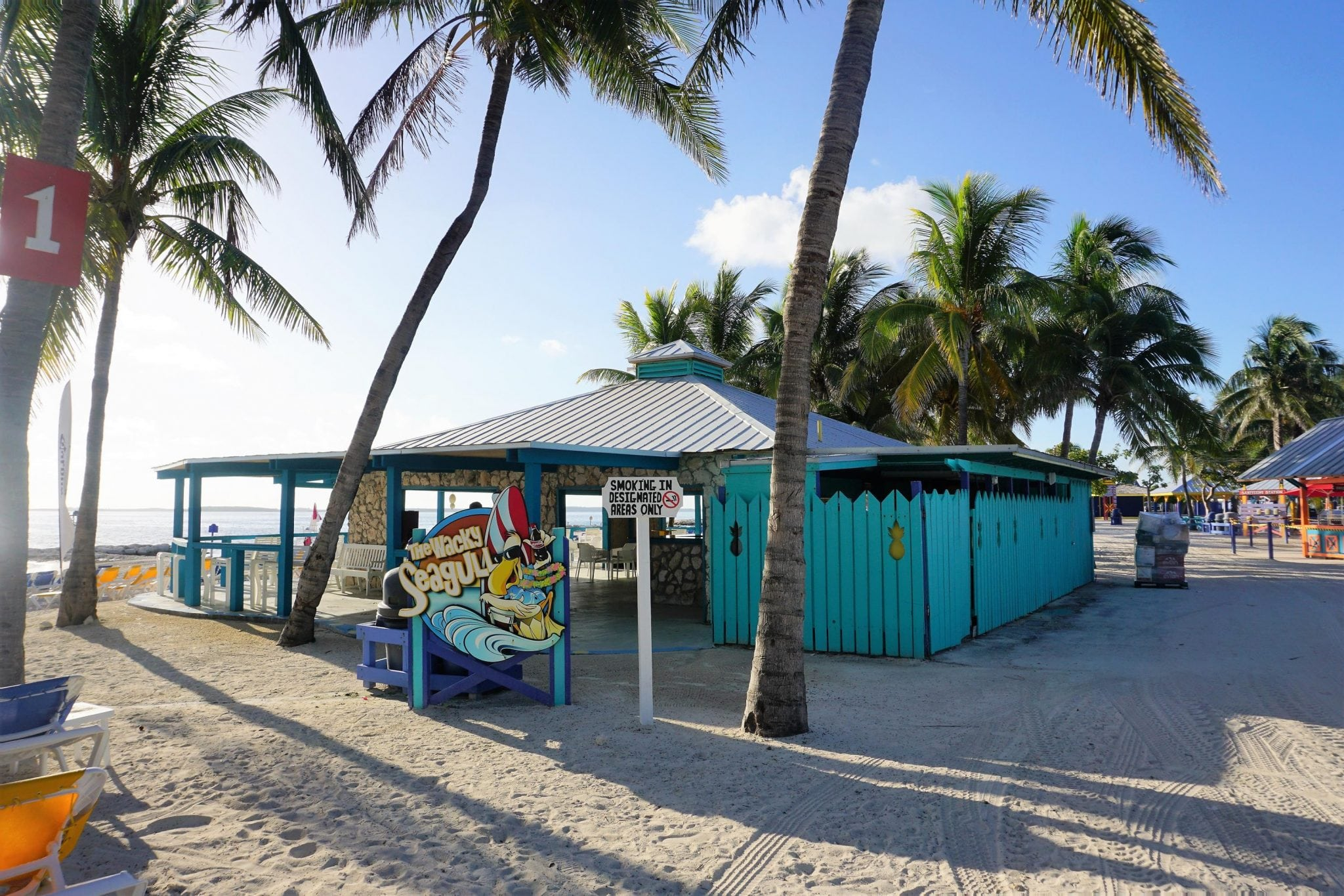 Another Bar on CocoCay, Bahamas