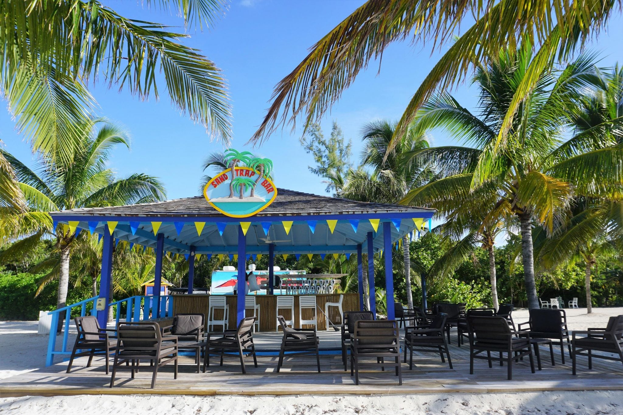Private Bar on CocoCay Bahamas