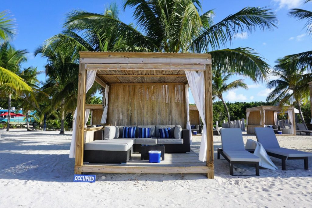 Beachside Bungalow: CocoCay, Bahamas Beach Bungalow Review