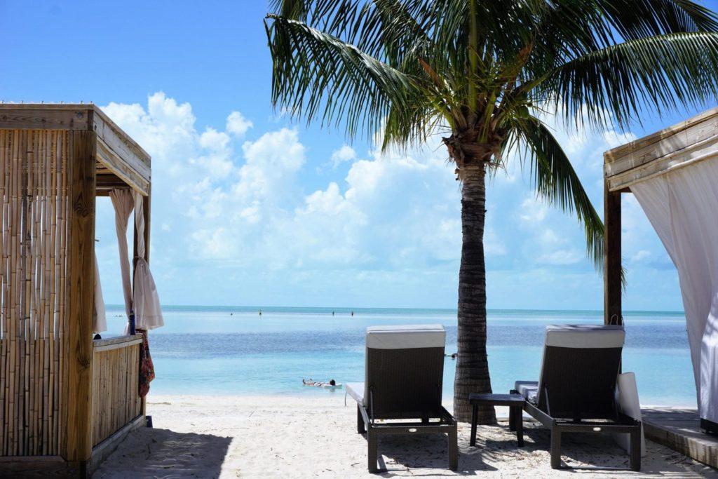 CocoCay, Bahamas Beach Bungalow