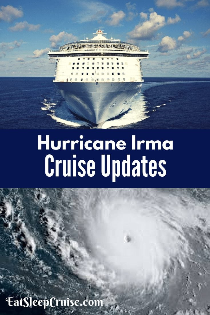 Hurricane Irma Cruise Updates