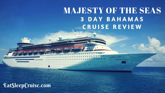 Royal Caribbean Majesty of the Seas Cruise Review
