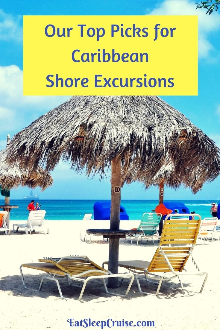 Our Top Picks for Caribbean Shore Excursions