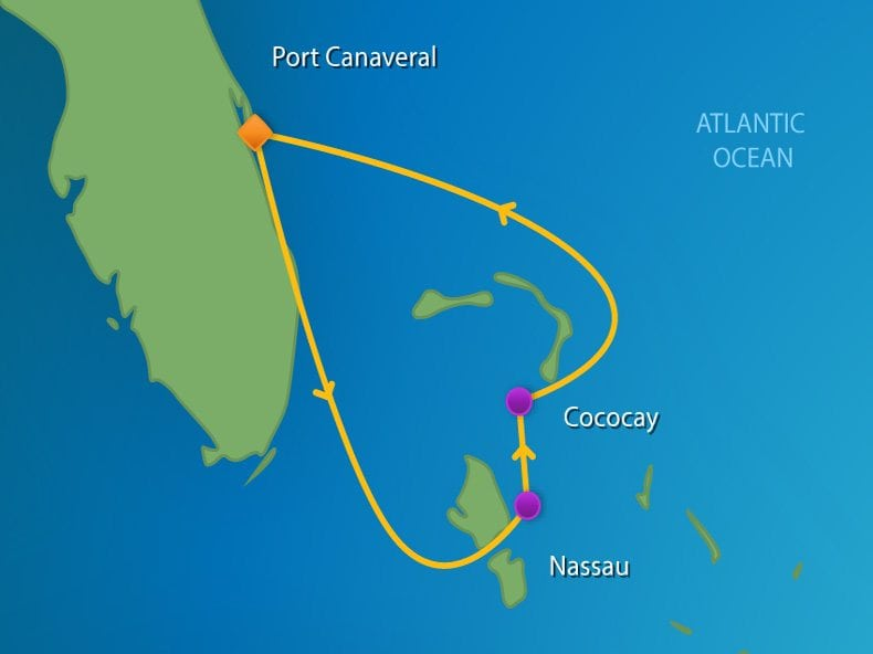 Majesty of the Seas Cruise Review Itinerary