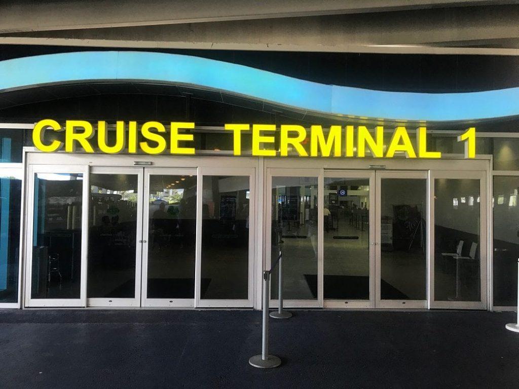Majesty of the Seas Terminal 1